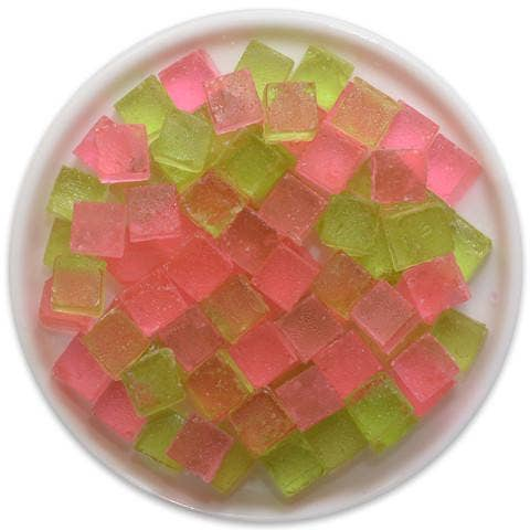 Melon Candy Cubes - RoseabellaCo