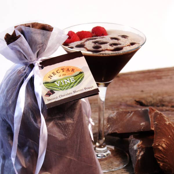 Natural Chocolate Martini Cocktail Mix - Roseabella