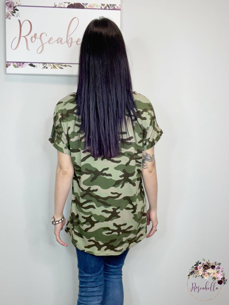 The Country Girl Top - Roseabella