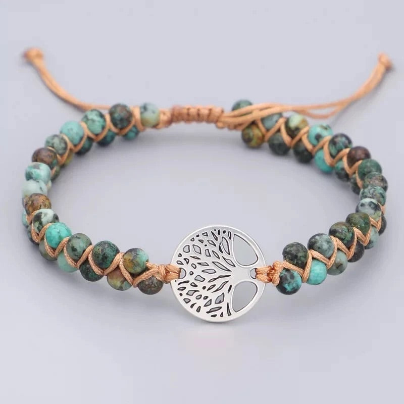 Tree of Life Bracelet - RoseabellaCo