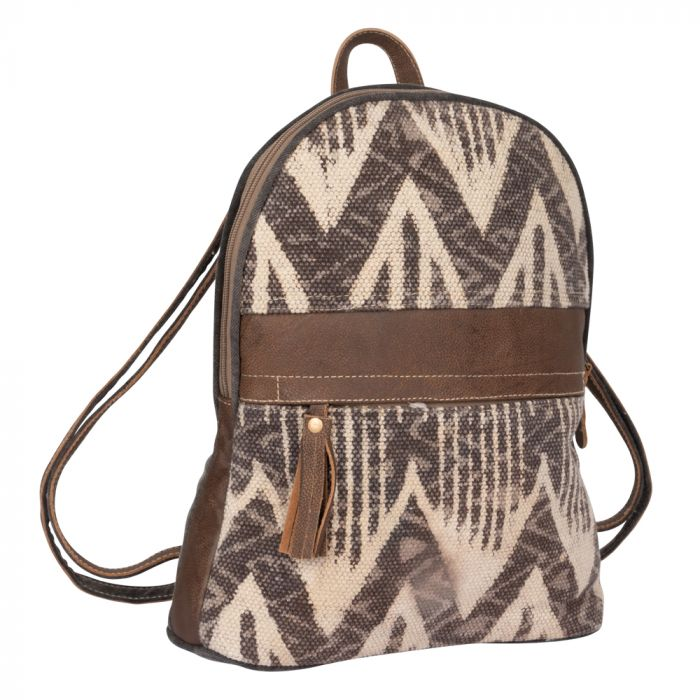The Earthy Harmony Backpack - RoseabellaCo