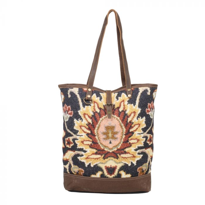 The Royal Sun Tote Bag - RoseabellaCo