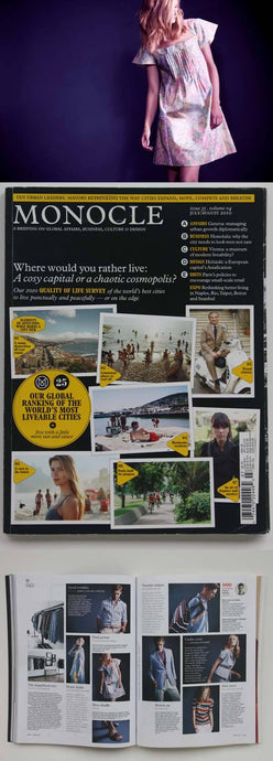 Monocle July/August 2010