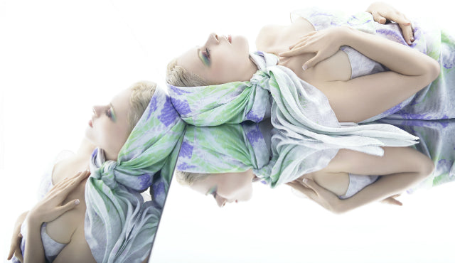 MAH, A FASHION LABEL SPECIALISING IN SCARVES, LAUNCHES IN SINGAPORE
