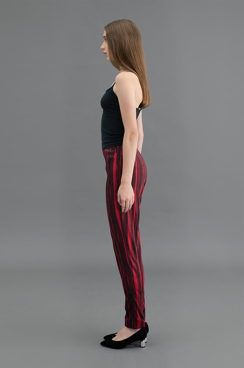 Tala Skinny Pants Reeds Red