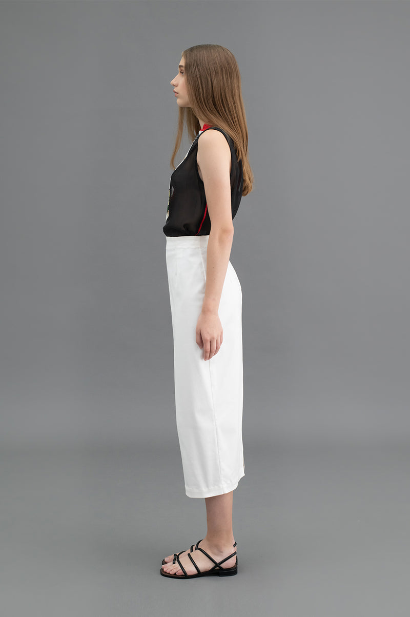 Talam Skirt - Broken White