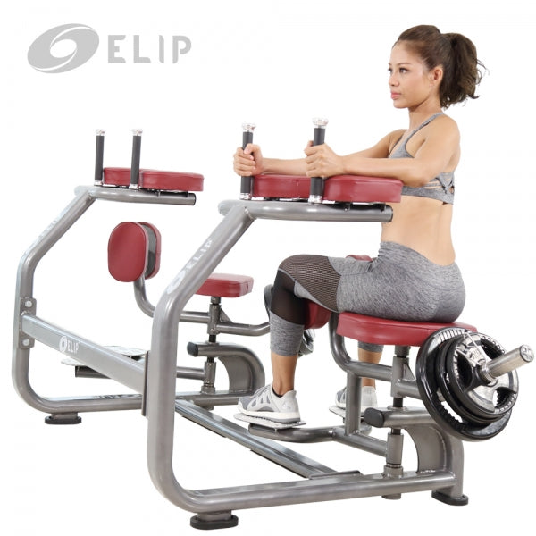 Khung xoay eo 2 chổ ngồi Elip YL09 - Elip Sport