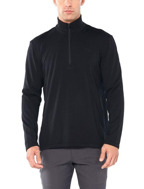 Men's Original LS Half Zip