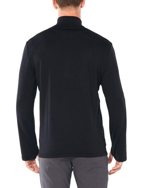 Men's Original Long-Sleeve Half Zip