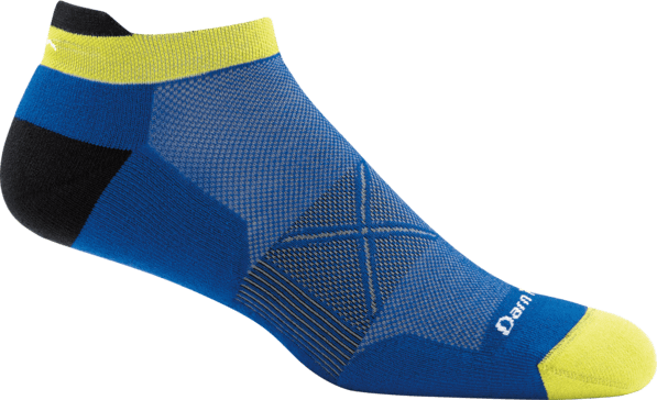 Men's Coolmax Vertex No Show Tab Ultra-Light Cushion Sock