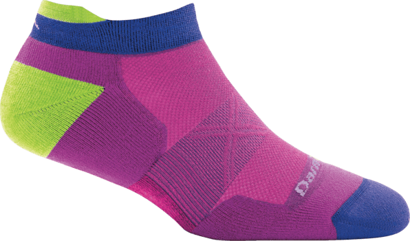 Women's Vertex No Show Tab Ultra-Light Cushion Sock