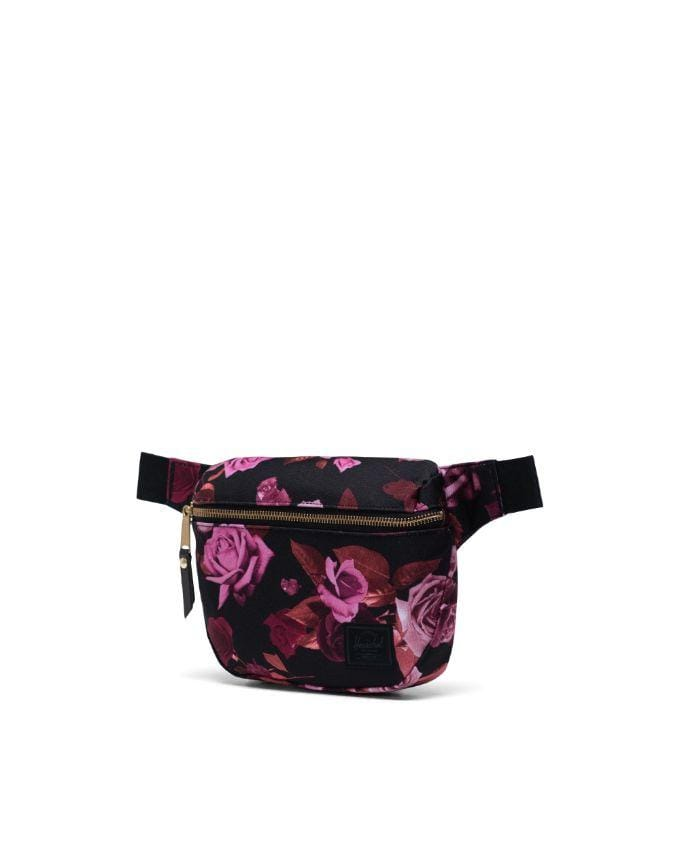 Fifteen Hip Pack - Roses Black