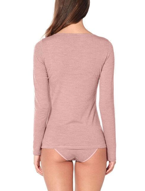 Women's Siren Long-Sleeve Sweetheart Shirt