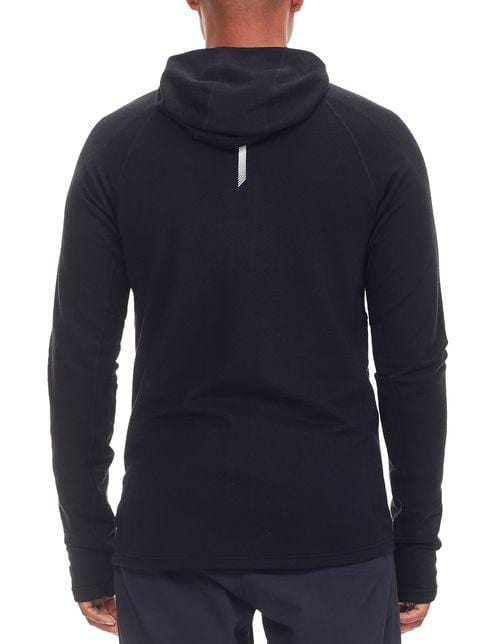 Men's Quantum Ls Zip Hood