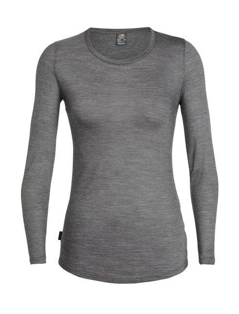 Women's Sphere LS Low Crew