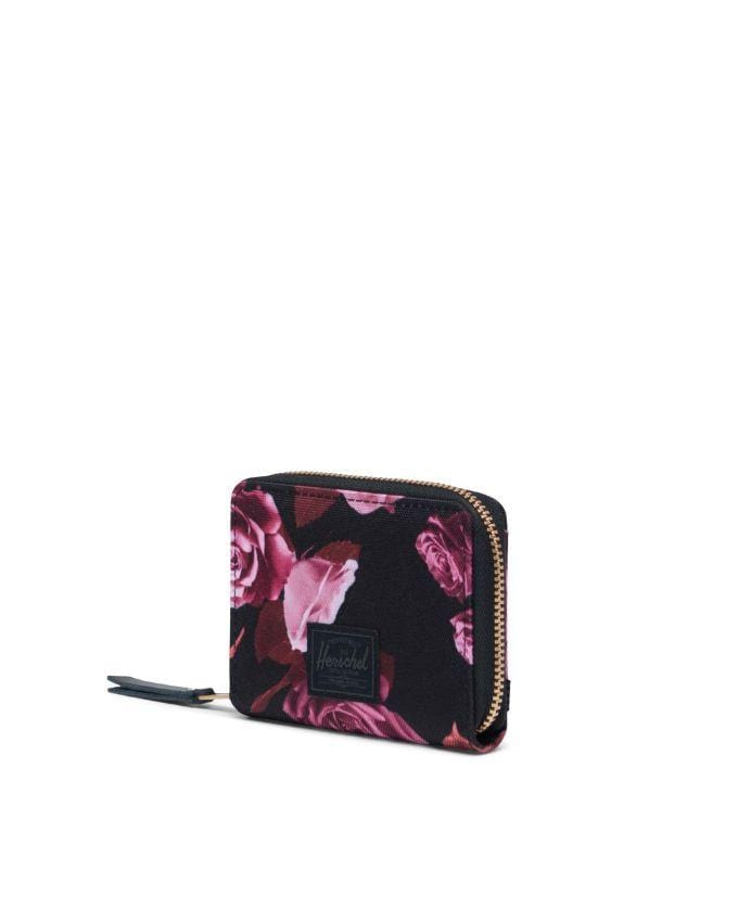 Tyler Wallet - Roses Black
