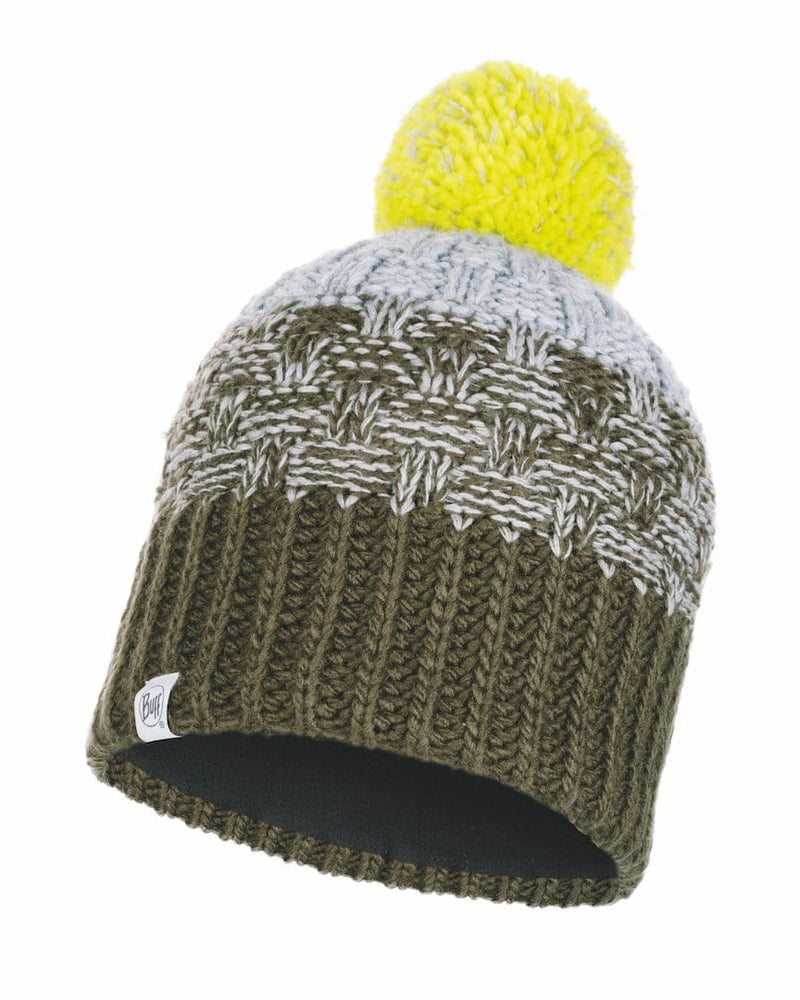 Junior Knitted & Polar Hat