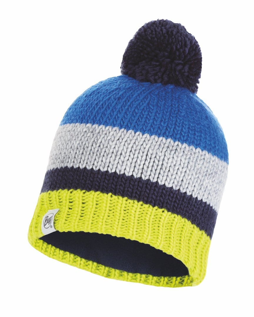 Junior Knitted & Polar Knut Hat