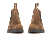 1468 - Kids' Antique Brown Boot