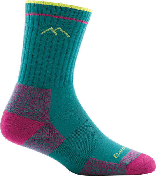 Women's Coolmax Hike Trek Micro Crew Cushion Socks