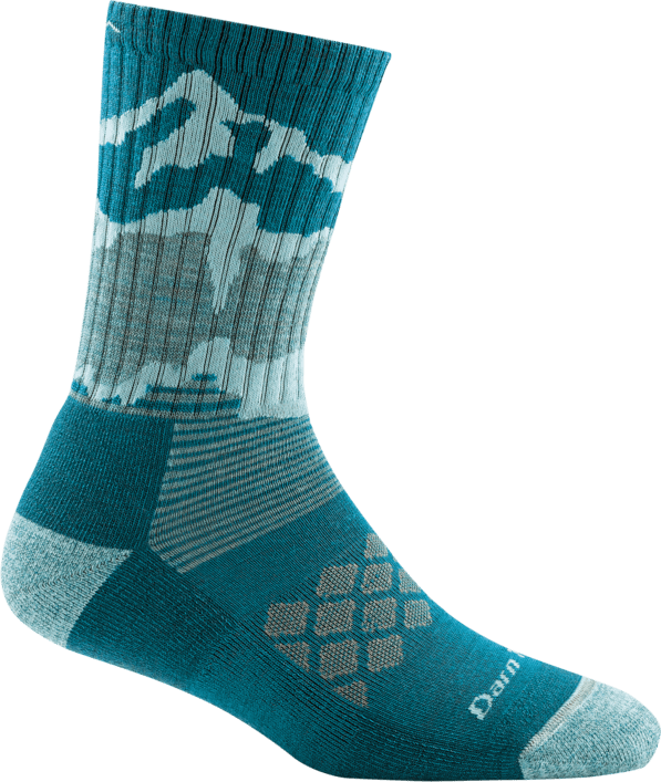 Women's Three Peaks Micro Crew Light Cushion Sock