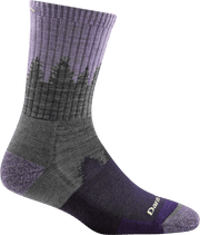 Treeline Micro Crew Cushion Sock