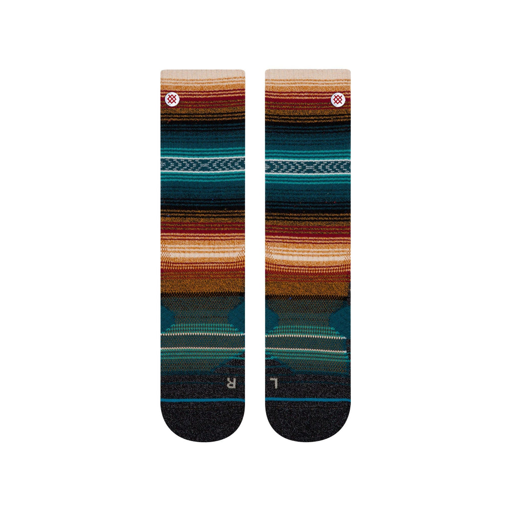 Adventure Hike Crew Socks - Devils Peak