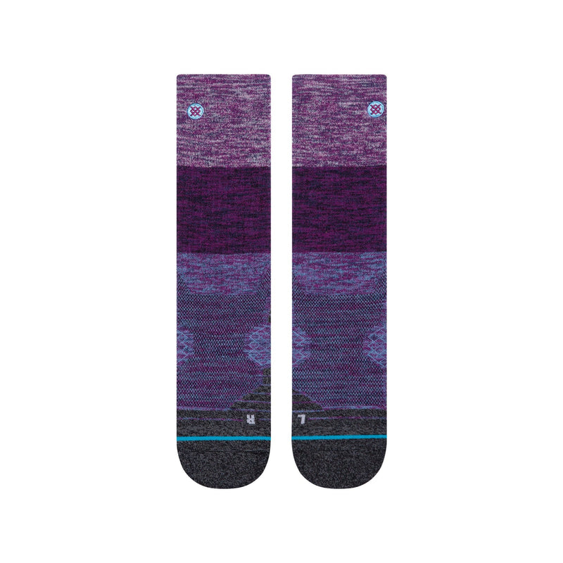 Adventure Hike Crew Socks - Coulterville