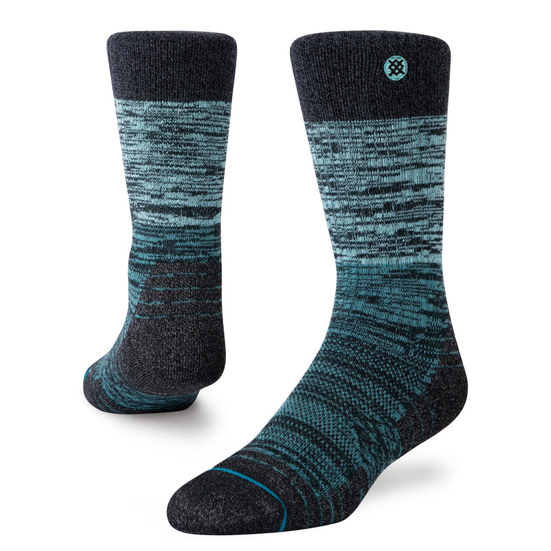 Adventure Hike Crew Socks - Agate