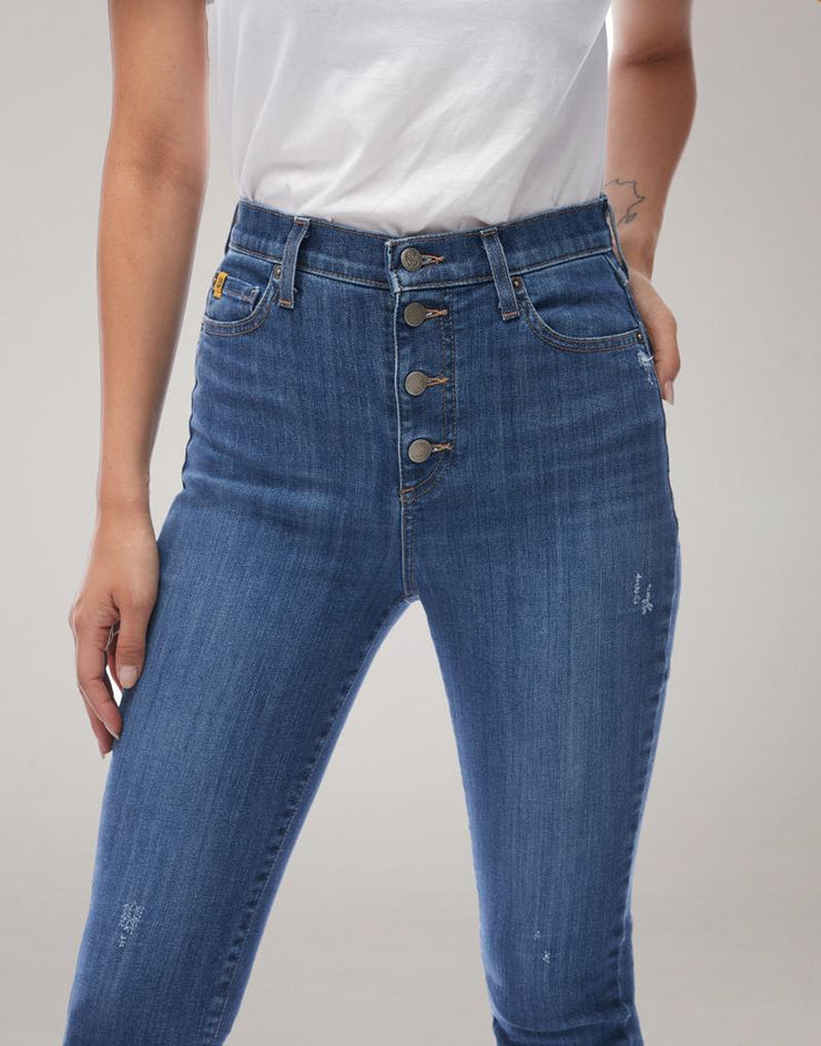 Rachel High Rise Skinny Jeans - Southside
