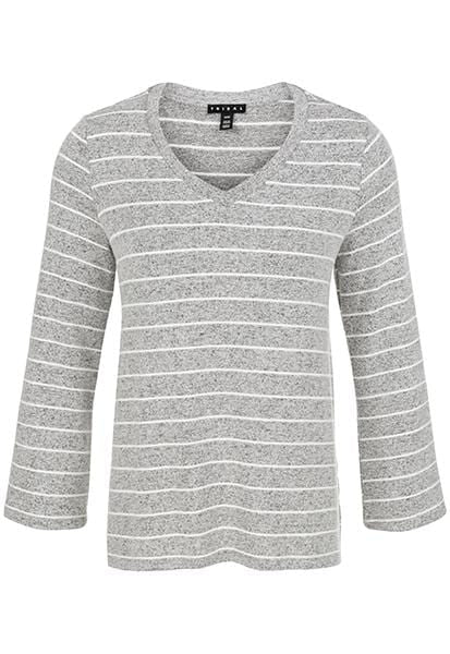 Ls V-Neck Top