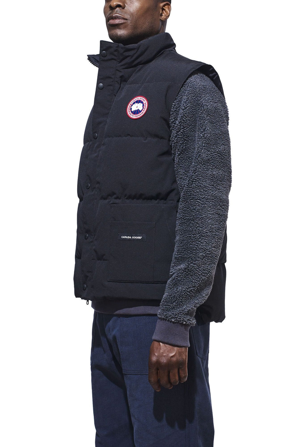 Men's Freestyle Vest