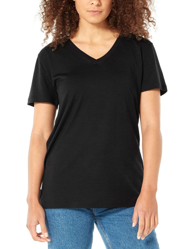 Women's Ravyn SS V-neck Top