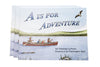 A For Adventure Soft Cover Book