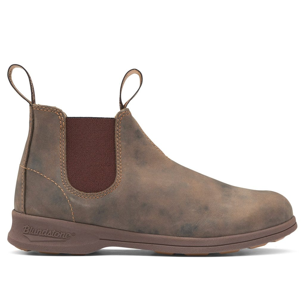 Blundstone 1496 - Active Leather Rustic Brown Boot