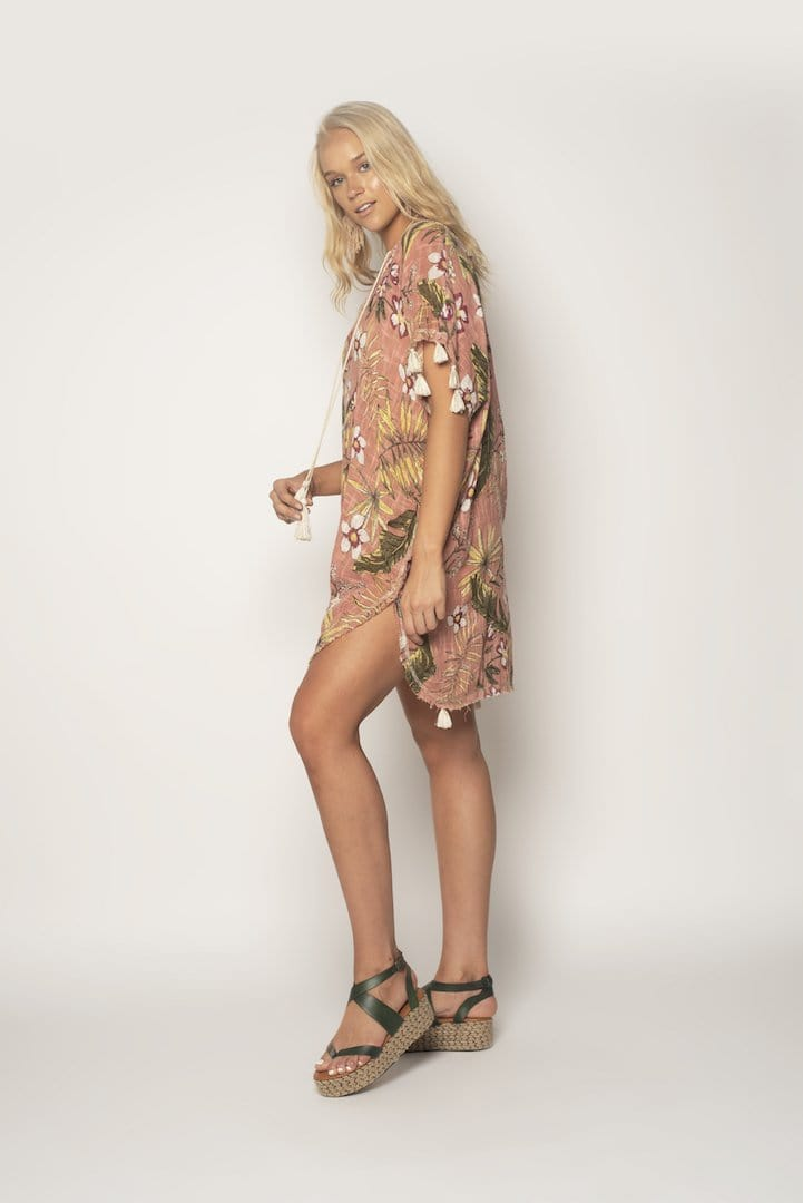 Women's Vintage Soul Cover Up
