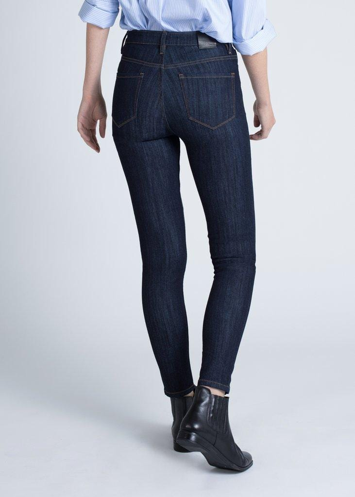 Women's Adaptive Denim Skinny Jean - Rinse