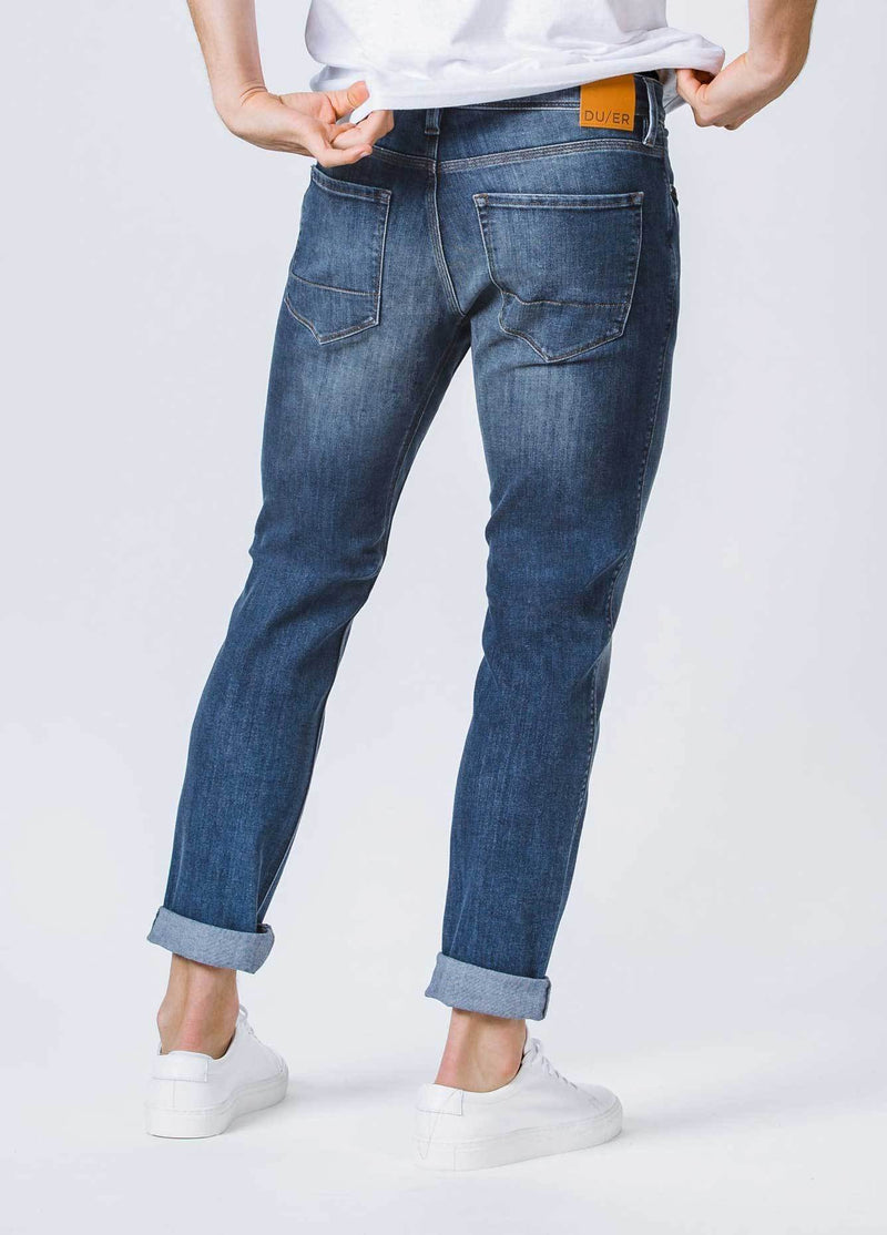 Men's Performance Denim Slim Jeans - Galactic