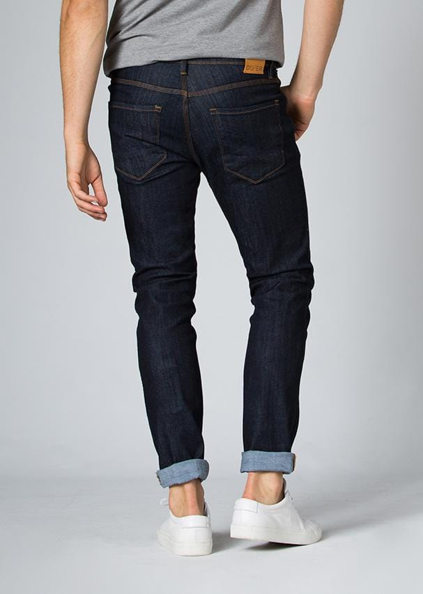 Men's Performance Denim Slim Jeans - Heritage Rinse