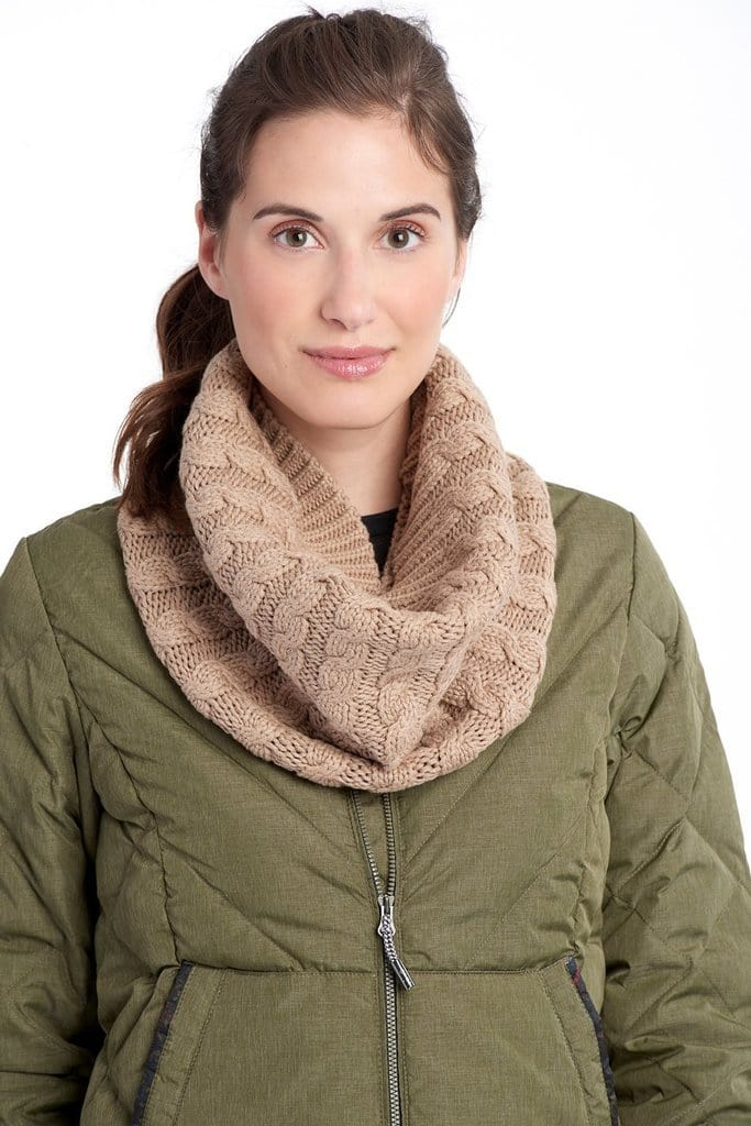 Cable Tube Scarf *CLSL*