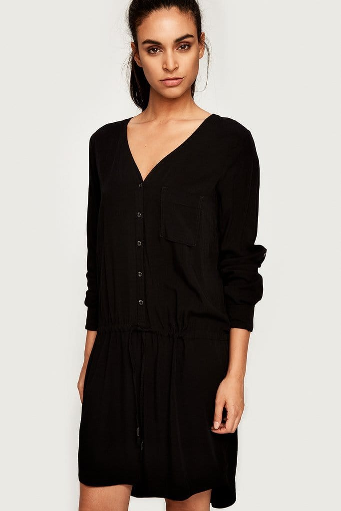 Women's Julietta Dress - Black - XS