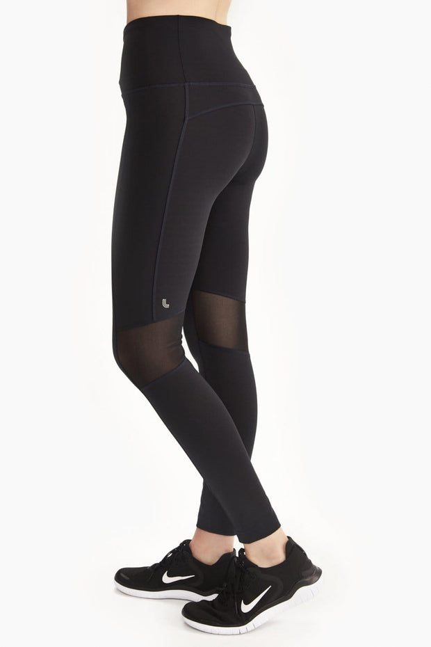 Burst Ankle High-Waist Legging