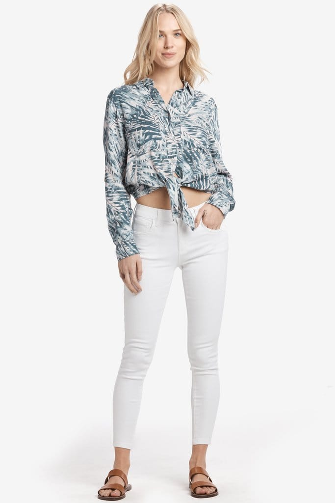 Women's Sasha Button Down Shirt