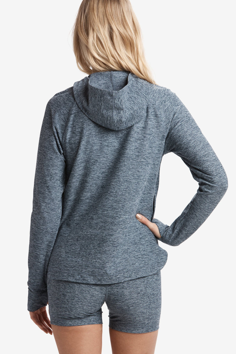 Women's Half Moon Pull-Over