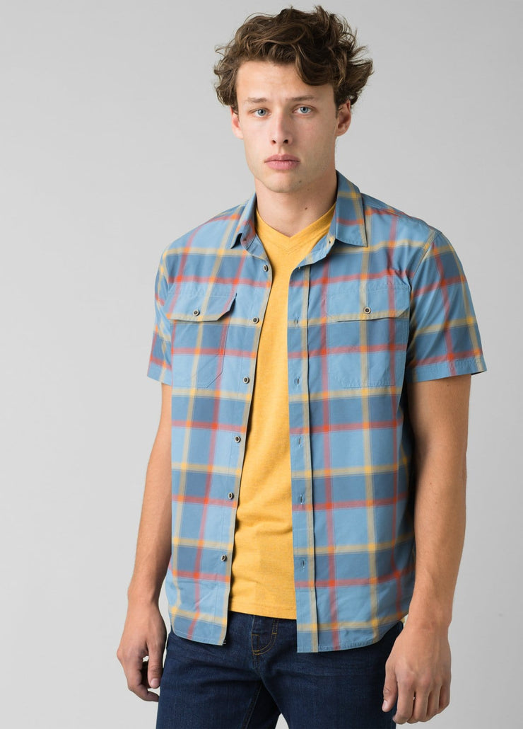 Men's Caymen Plaid Shirt