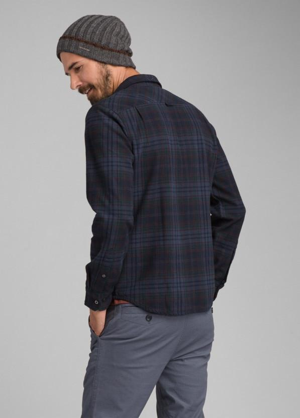 Men's Plano Flannel Shirt