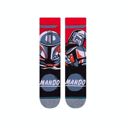 Star Wars Beskar Steel Life Socks