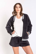 Bomber Babe Solid Jacket *CLSL*