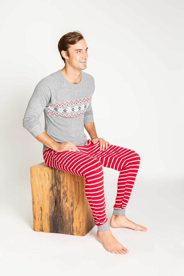 Men's Joyful Heart Banded Pant