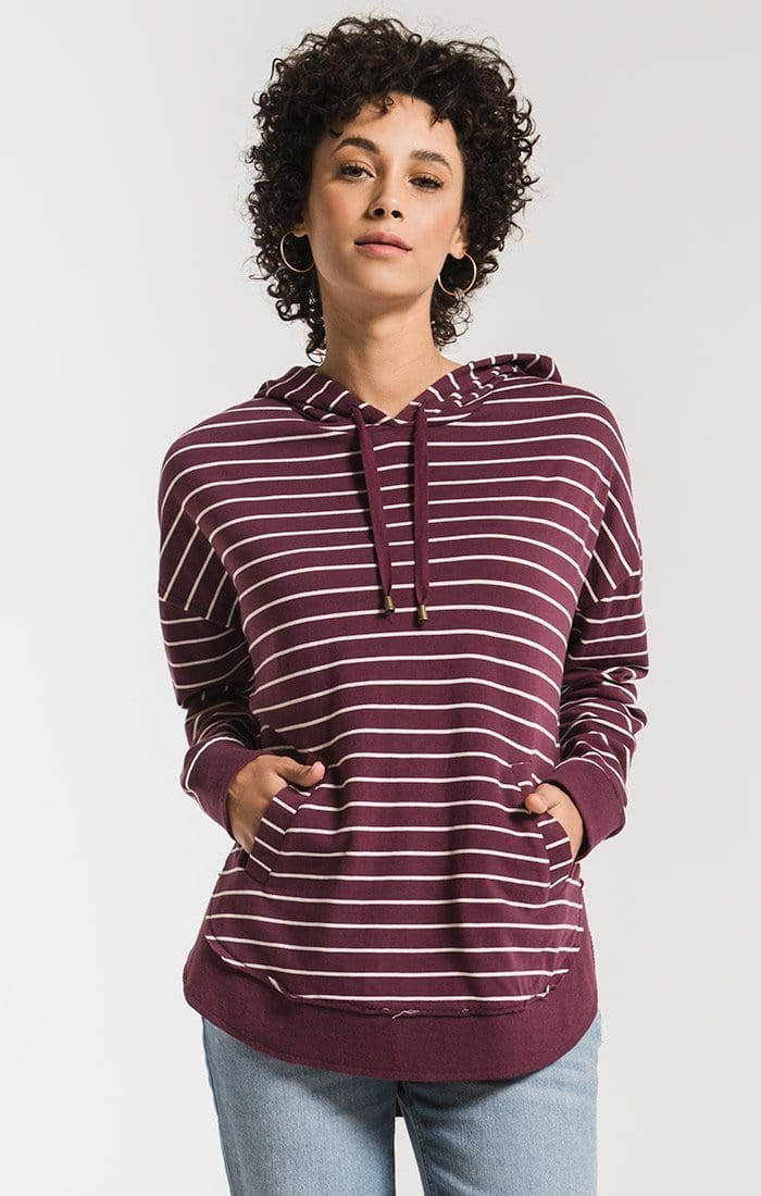 The Stripe Dakota Pullover Hoodie
